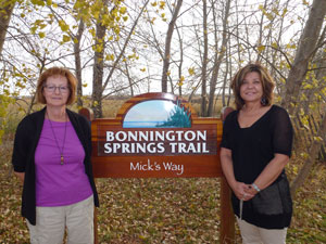 Walking Trail Sign Donation